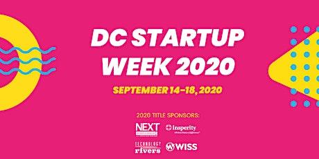 DC Startup Week 2020 tickets