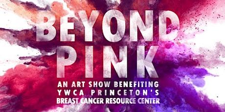 Beyond Pink Art Show tickets