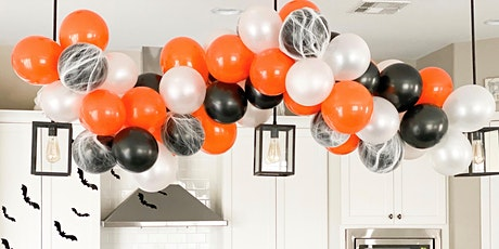 Free Halloween Balloon Garland Workshop at Party City Store Eastgate Center tickets