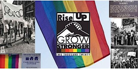 Greater Dayton LGBTQ+  VIRTUAL Her/History Rubi Awards tickets