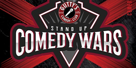 Gutty's Presents: Comedy Wars tickets