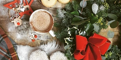 Christmas wreath workshop - Make and take away your own door wreath tickets