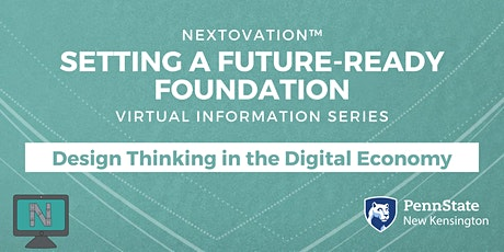 Setting a Future-Ready Foundation: Human-Centered Design: What is Your Why? tickets