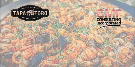 Friday Networking Lunch Break hosted by Tapa Toro tickets