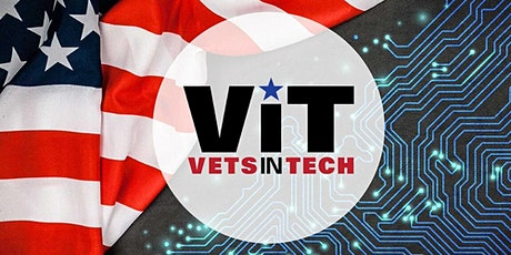 VetsinTech National Virtual Employer Meetup!! tickets