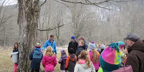 Maple Sugar Tours and Open House tickets