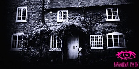 Graisley Old Hall Ghost hunt Wolverhampton Paranormal Eye UK tickets