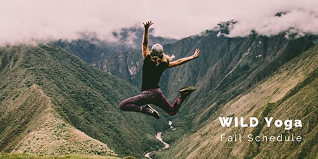 WILD Fall Yoga Classes tickets