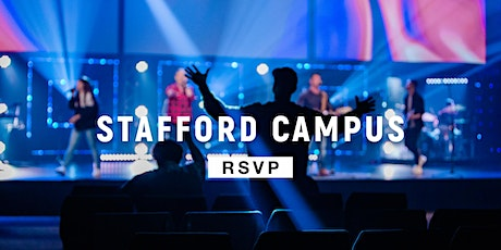 Sept 20  Sunday Worship - Stafford Campus tickets