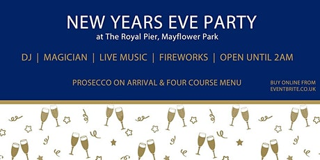 Southampton New Years Eve Party 2020 - Kutis Royal PIer tickets