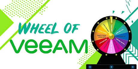 Wheel Of Veeam- Northern CA - Drawing # 3 tickets