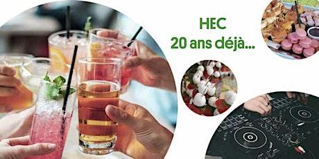 20 Licence HEC billets
