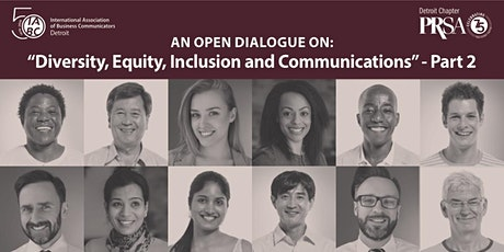 Diversity, Equity and Inclusion Panel Discussion  – Part 2 tickets