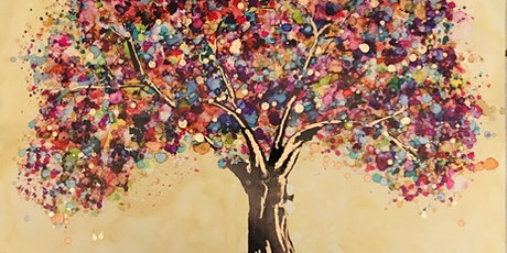 Tree of Life ~ Alcohol Ink  Workshop tickets