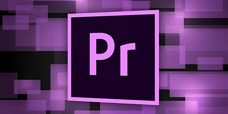 Introduction to Adobe Premiere Pro tickets