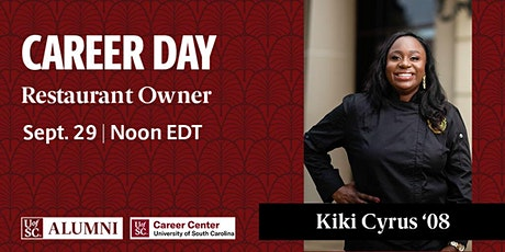 Career Day: Restaurant Owner tickets
