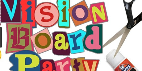 2020 REFOCUS: Vision Board and Goal Setting Party tickets