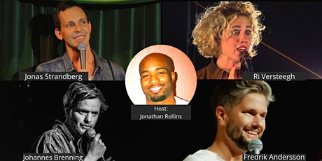 The Laugh House English Comedy Show Oct 17th tickets