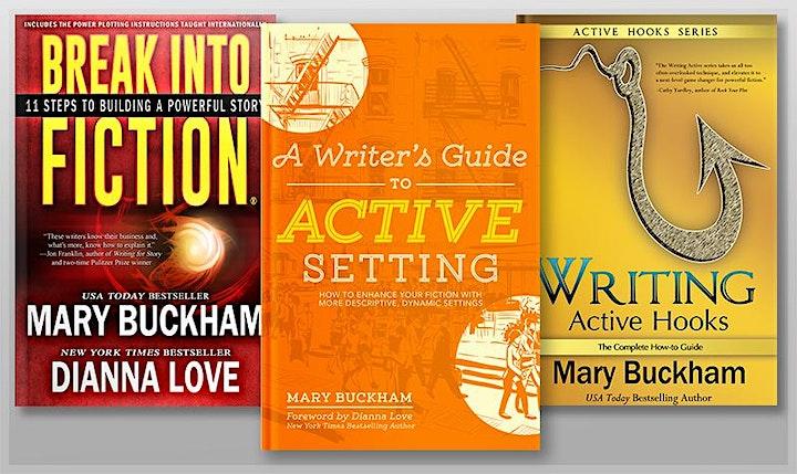 MWA NW Chapter Meeting - Writing Active Setting image