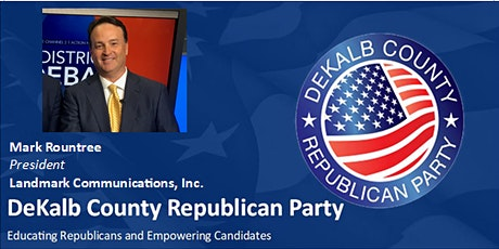 Join us at the DeKalb GOP Breakfast on Saturday, September 19th tickets