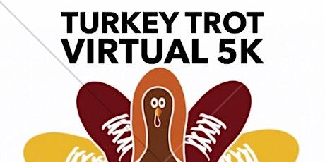 TURKEY TROT Virtual 5K & Mashed Potato Mile tickets