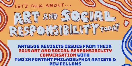 Art and Social Responsibility Today, with Ken Lum and Karyn Olivier tickets