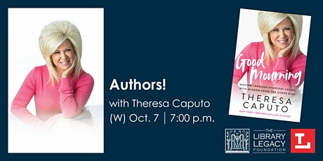 Authors! with Theresa Caputo tickets