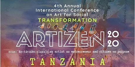 4th International Conference on Art for Social Transformation ARTIZEN 2020 tickets