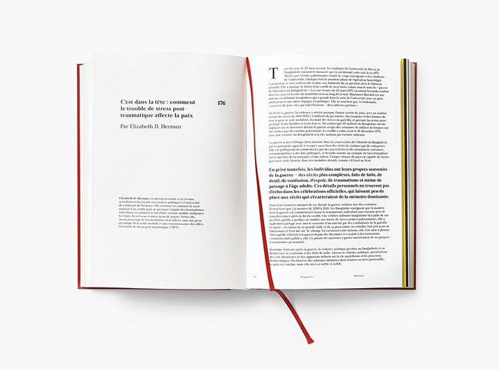Image pour Cocktail de lancement du livre IMAGINE : PENSER LA PAIX