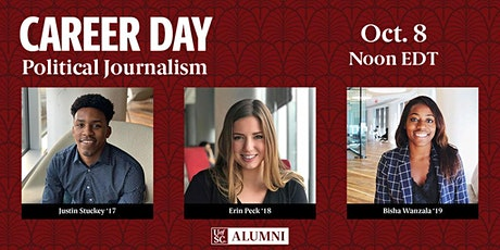 Career Day: Political Journalism tickets