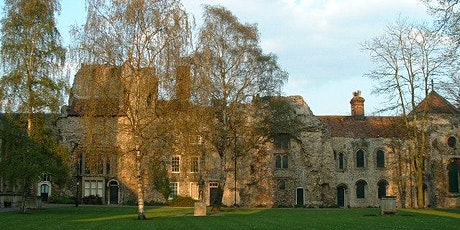 St Edmund's Day Special - Bury St Edmunds: The Abbey and the Antiquaries. tickets