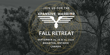 XPANSIVE WARRIOR FALL RETREAT & 30 DAY TRIBAL CIRCLE tickets