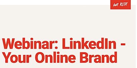 LinkedIn - Your Online Brand tickets