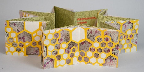 Artist Books: From Idea to Execution, Online Class with Elizabeth Castaldo tickets