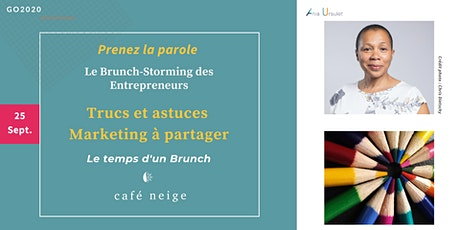 Le Brunch-Storming des Entrepreneurs tickets