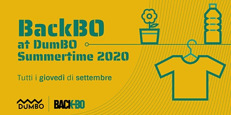 BackBO at DumBO Summertime 2020 // Fase 2 biglietti
