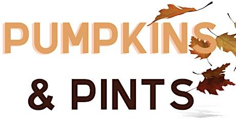 Pumpkins and Pints tickets