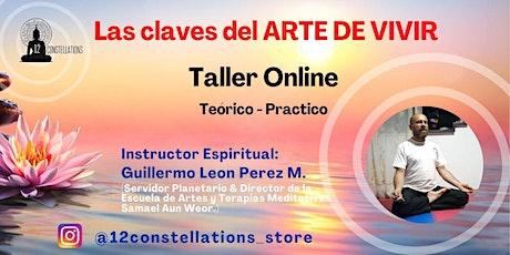 LAS CLAVES DEL ARTE DE VIVIR tickets
