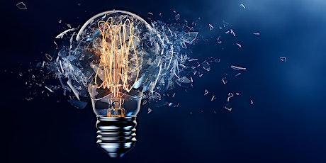 Føj innovationsværktøjer til din kommunikationsrygsæk! tickets