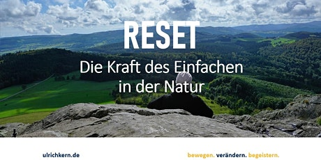 Workshop |  RESET | Burnout-/Boreout-Prävention Tickets