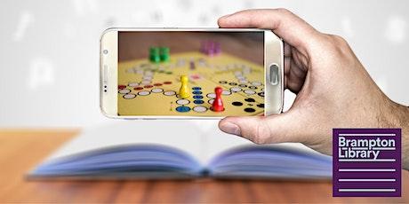 Virtual Board Game Meetup