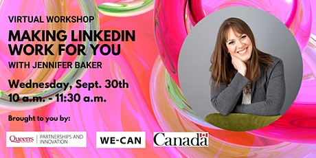 Making LinkedIn Work for You tickets