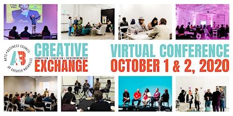 Creative Exchange 2020 tickets