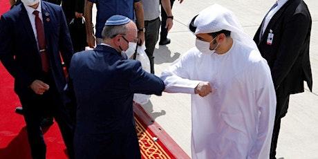 Israel - Emiratos Árabes: ¿Hacia un nuevo Medio Oriente? entradas