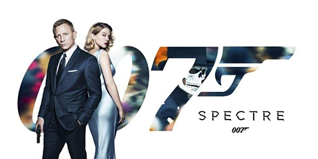 TASSIE POP UP DRIVE IN MOVIE | SPECTRE (M) | Fri, 23 Oct 2020 | 8.30pm tickets