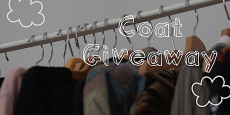 Coat Giveaway tickets