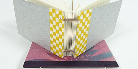 Paired Station Coptic: Online Bookbinding Workshop with Scott McCarney