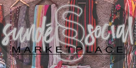 Sundé Social Marketplace 3 tickets