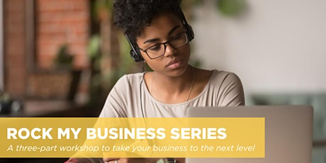 Rock My Business Idea | Western + Central Canada | Oct. 6, 2020 tickets