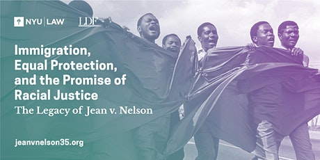 Immigration, Equal Protection, and the Promise of Racial Justice tickets